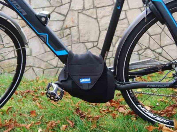 Mellen E-bike motorcover