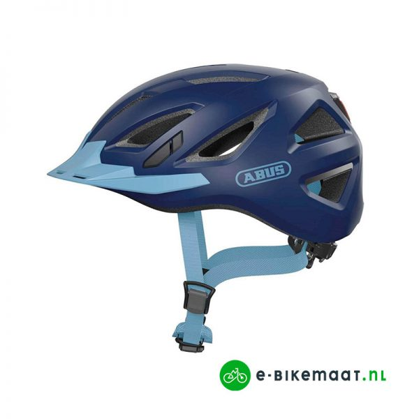 ABUS Urban-I 3.0 E-bike Helm Blauw