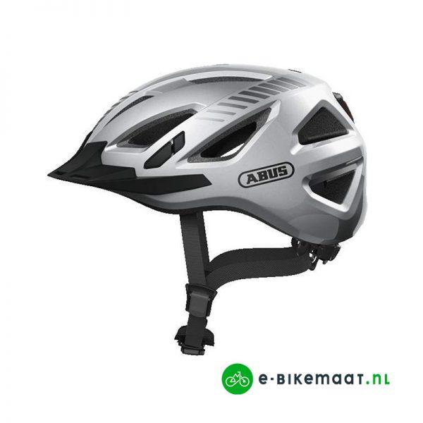 ABUS Urban-I 3.0 E-bike Helm Zilver